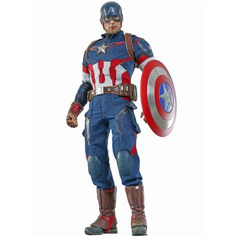 Daymart Toys Captain America Figure toys marvel age of ultron captain america 1 6 scale figure merchandise zavvi