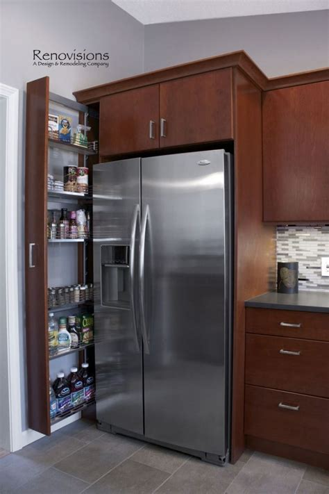 refrigerator kitchen cabinets built in refrigerator cabinets how to make your fridge