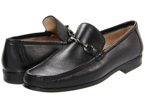 are loafers dress shoes bruno magli mens massyf black bit slip on business casual