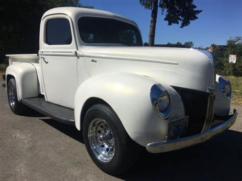 ford pickup beds for sale 1940 ford pickup custom bed v8 for sale ford other