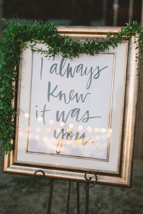 wedding gift sign ideas 22 great wedding sign ideas to inspire your big day oh