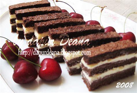 Teril Membuat Cake Pastry Yasa Boga dapur deana gateau africaine