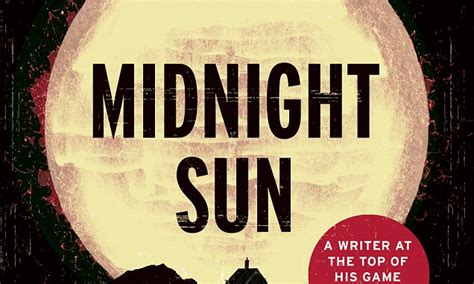 midnight sun blood on 0099593793 thrillers daily mail online