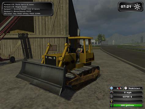 download mod game simulator fs2011 fiat allis bulldozer simulator games mods download
