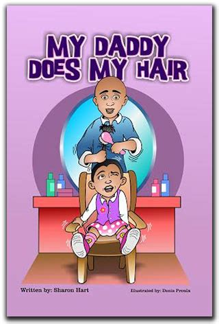 my does my hair author hart pens children