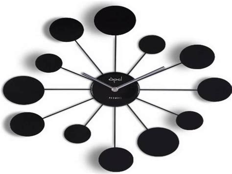 Large Wall Clock Modern by Large Wall Clocks Modern Colour Story Design Amazing