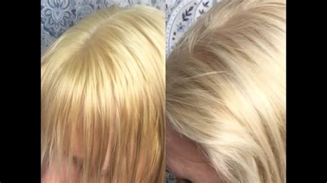 the best toning shoo for blondes youtube how to remove orange tones from hair diy hair toner how