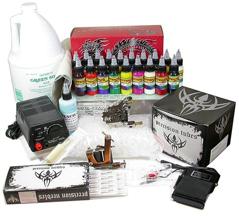 tattoo supplies tatto the cost of supplies