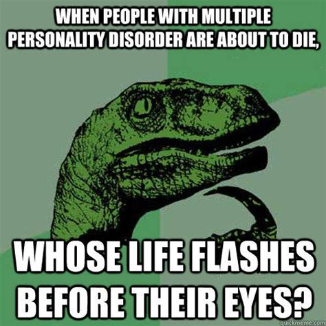 Personality Meme - funny quotes about multiple personality quotesgram