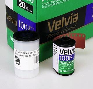 fujichrome velvia 100f 100 iso 35mm x 36 exp. rvp 100f