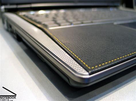 Lamborghini Notebook by Cebit 2007 Test Asus Lamborghini Vx2 Notebook