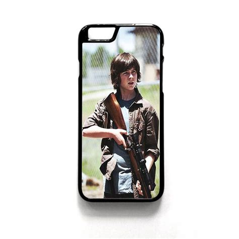 The Walking Dead Iphone 5 5s Se 6 Plus 4s Samsung Htc Sony Cases 8 carl grimes the walking dead for iphone 4 4s iphone 5 5s 5c iphone 6 6s 6s plus 6 plus phone