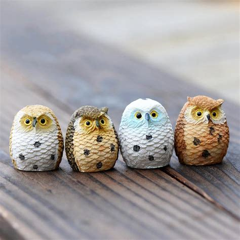 owl home decor accessories aliexpress com buy anime cute birds owl home decor