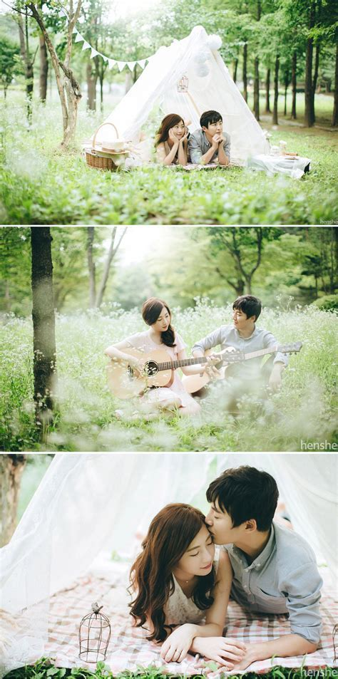 11 Beautiful Pre wedding Locations in Seoul That All