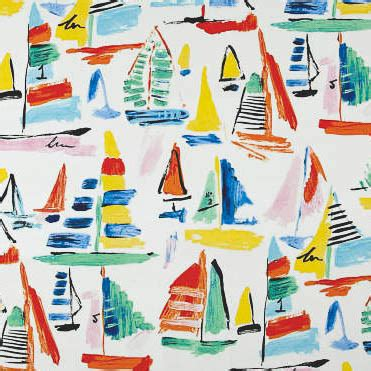 sailboat upholstery fabric cheap home decor fabric by the yard