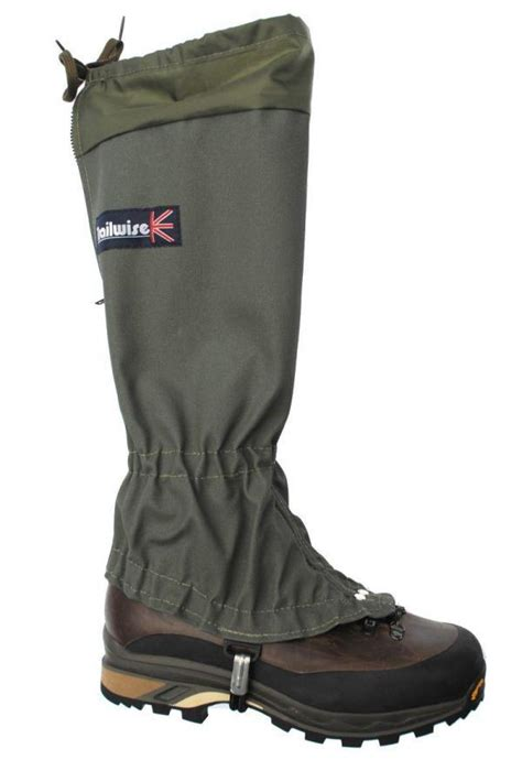 boot gaiters benefits of wearing walking boot gaiters