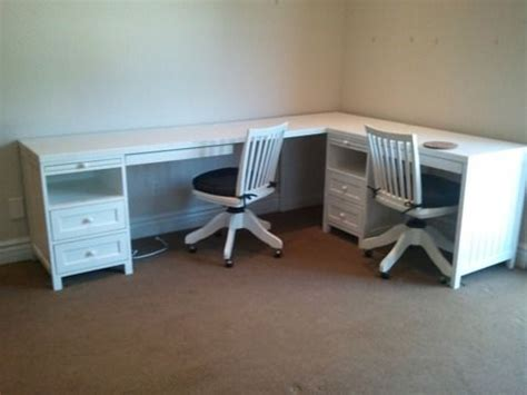 2 person corner desk corner 2 person desk with drawers and matching rolling