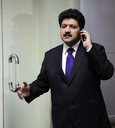 hamid mir famous pakistani journalist people images
