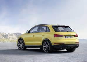Audi Q3 Colour Range 2017 Audi Q3 Car Review Top Speed