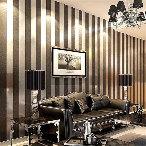 Black Silver And Living Room by Kaufen Gro 223 Handel Schwarz Und Silber Tapete Aus