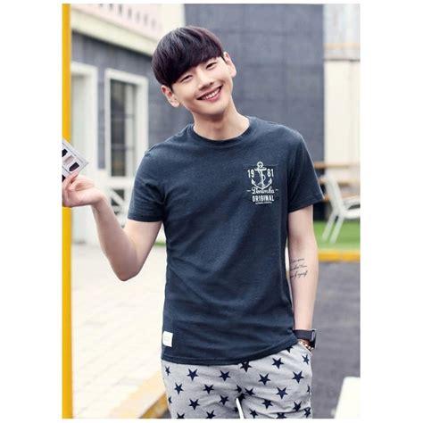Kaos Pria Model Ks26 jual kaos pria keren model korea
