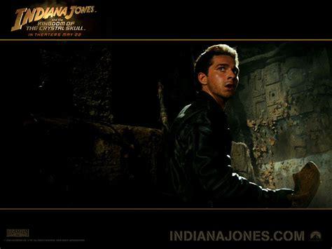 Shia Lebeouf Confirmed For Indiana Jones 4 by Indiana Jones 4 Shia Labeouf Wallpaper 1701212 Fanpop