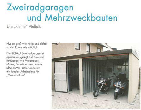 Motorrad Carport Garage by Motorrad Garage Carport In Holz Alu Stahl Carport Bausatz