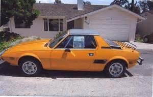 Fiat X1 9 1975 Fiat X1 9 For Sale 1843124 Hemmings Motor News