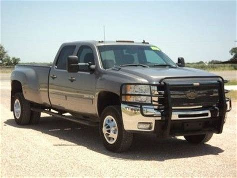 manual cars for sale 2008 chevrolet silverado 3500 security system buy used 2008 chevy 3500hd 4x4 duramax diesel lt pkg grill guard b w hitch in coleman