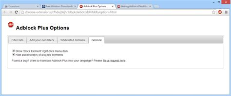 chrome extension adblock adblock plus for chrome download