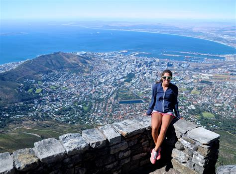 hiking table mountain recipe for adventures