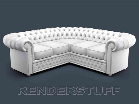 Chesterfield White Leather Sofa White Leather Corner Chesterfield Sofa Easy Sourcing On Made In China