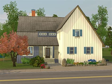 sims 3 4 bedroom house my sims 3 blog 4 bedroom 3 bath house by chellemh29