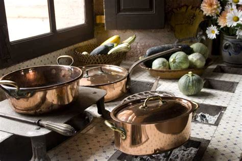 10 In Ceramic Pan With Copper Heat Conductor by How To Choose The Best Copper Cookware Foodal