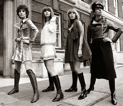 swing sixties mary quant byron s muse