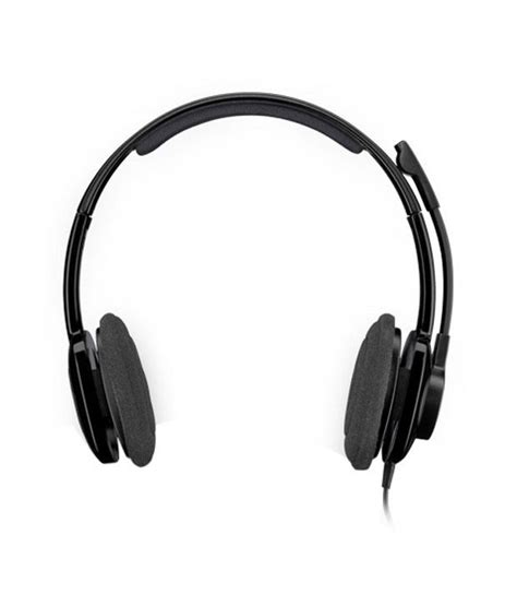 Logitech Stereo Headset H 250 buy logitech stereo headset h250 grey at best price in india snapdeal