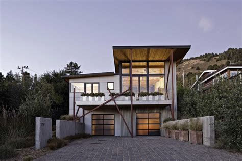 home group wa design stinson beach house by wa design