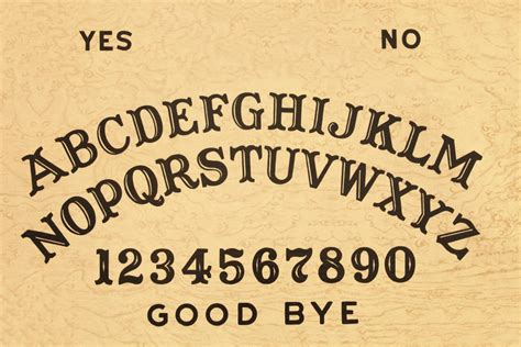 How To Make Ouija Board Out Of Paper - it was never just a terrifying true ouija board