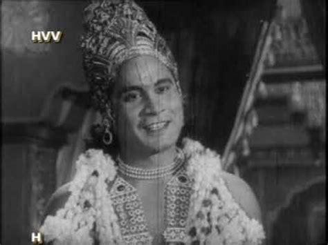 film hantu jerangkung 1957 part 1 naladamayanthi old telugu movie 1957 part 1 youtube