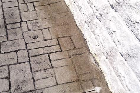 decorative concrete repair concrete construction magazine