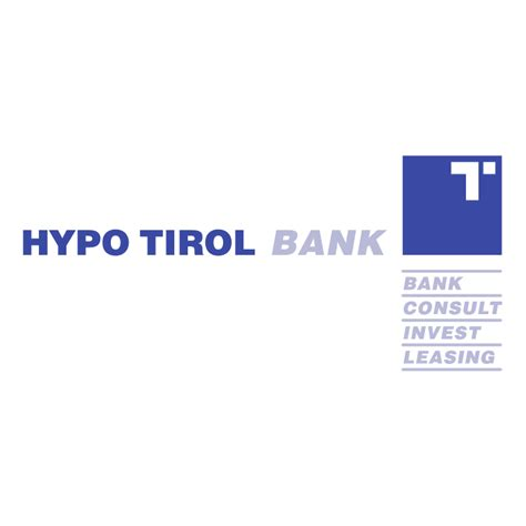 hypo bank banking hypo tirol bank free vector 4vector