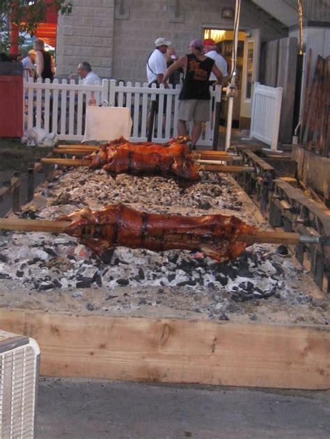backyard pig roast 17 best images about mechoui on pinterest outdoor