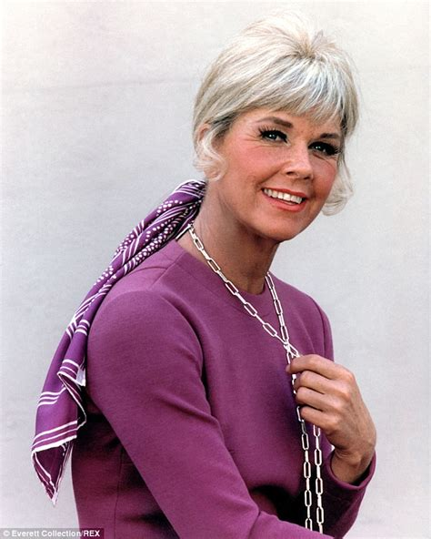 actress doris day ageing gracefully the actress and singer turned animal
