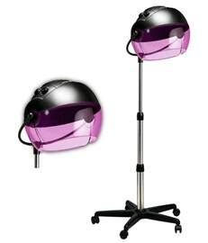 tools 1059 portable rolling salon hair dryer