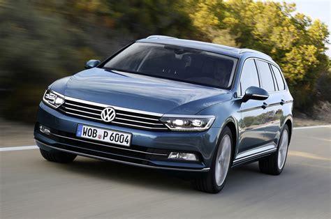 Volkswagen Passat Estate by Volkswagen Passat Estate 2 0 Tdi Bluemotion Technology