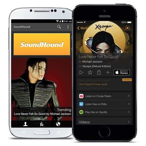 soundhound android soundhound for android updated to v6 0 with redesigned ui