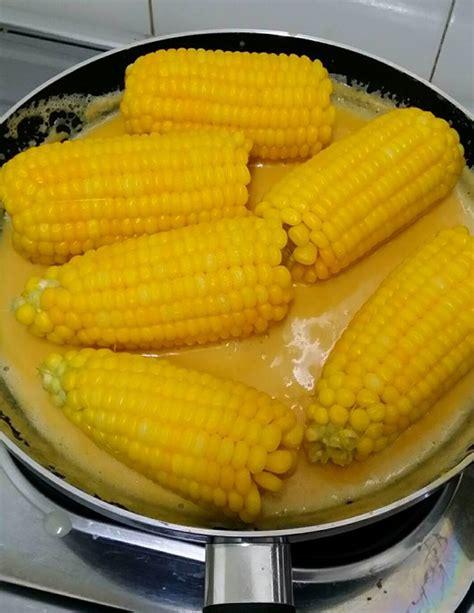 jagung rebus cheese meleleh  cuba resipi viral