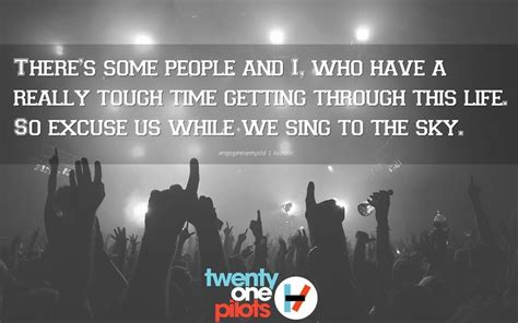 Screen Twenty One Pilots Lyrics Pilots 17 Best Images About Twenty One Pilots L On
