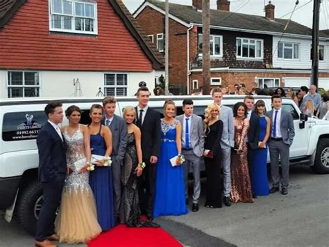 Prom Limo Hire by Prom Car Hire Prom Limo Hire From Herts Limos