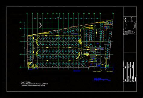 parking dwg block  autocad designs cad